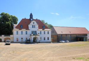 Rittergut Börtewitz, Herrenhaus