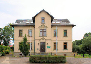 Ehem. Gutsverwalterhaus Borna (Gemeindeverwaltung)