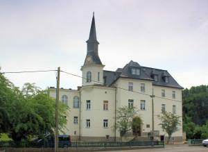 Rittergut Borna, Herrenhaus