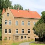 Bornitz, Rittergut