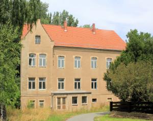 Rittergut Bornitz, Herrenhaus