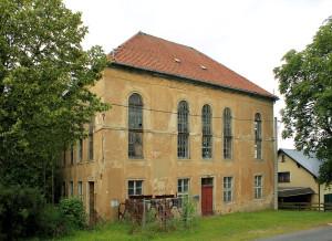 Bräunsdorf, Bet- und Schulhaus