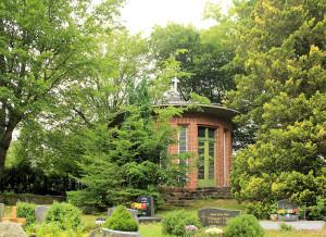Friedhofskapelle Bräunsdorf