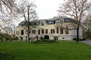 Leipzig-Breitenfeld, Schloss