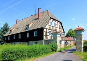 Breitenhain, Rittergut