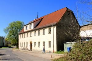 Rittergut Brodau, Wohnhaus