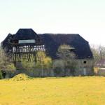 Rittergut Brodau, Scheune