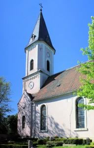 Bucha, Ev. Pfarrkirche