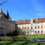 Schloss Burgkemnitz, Schlosshof