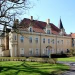 Schloss Burgkemnitz, Südflügel Hofseite