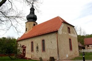 Burgliebenau, Ev. Kirche