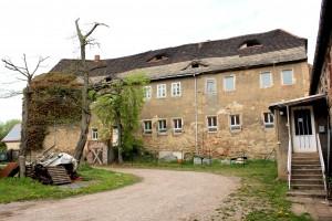Burgliebenau, Schloss