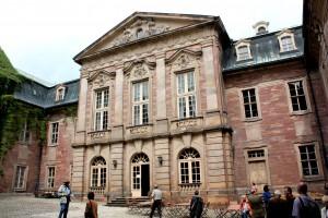 Burgscheidungen, Schloss