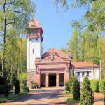 Burgstädt, Friedhofskapelle