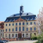 Burgstädt, Rathaus