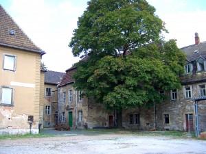 Burgwerben, Rittergut
