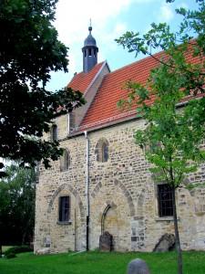 Burgwerben, Ev. Kirche