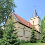 Burtschütz, Ev. Kirche