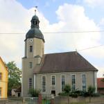 Caaschwitz, Ev. Filialkirche
