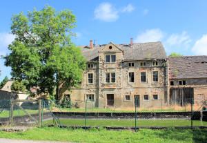 Rittergut Casabra, Herrenhaus