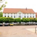 Cavertitz, Rittergut, Altes Herrenhaus