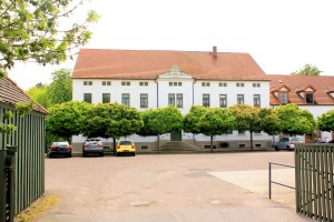 Cavertitz, Rittergut, Altes Herrenhaus