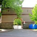 Schloss Cavertitz, Torhaus