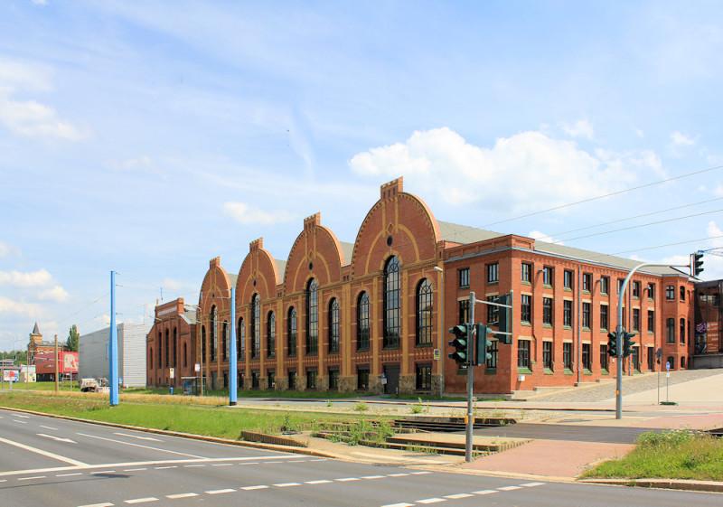 Architekten Chemnitz industriemuseum chemnitz kapellenberg hermann und alfred escher ag