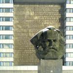 Zentrum, Karl-Marx-Monument