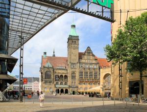 Neues Rathaus Chemnitz