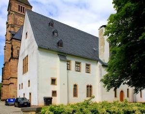 Chemnitz, Schloss