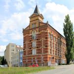Kapellenberg, Strumpffabrik Esche