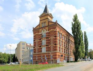 ehem. Strumpffabrik Esche Chemnitz