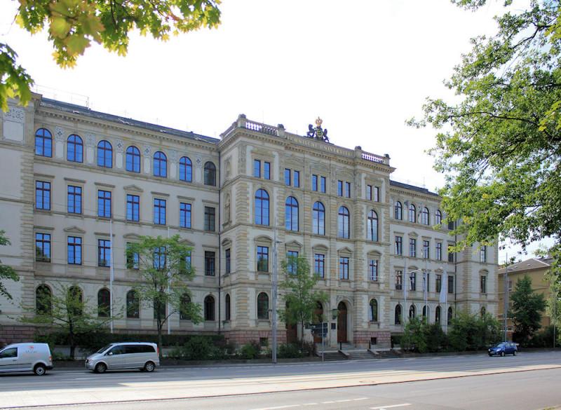 Technische universit t chemnitz k nigliche gewerbeschule - Uni dresden architektur ...