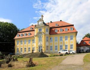 Schloss Choren bei Döbeln
