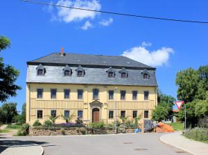 Clanzschwitz, Gutshof