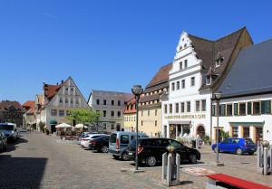 Wohnhaus Markt 13 Colditz