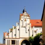 Schloss Colditz, äußeres Schlosstor