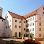 Schloss Colditz, Kernschloss, Schlosshof