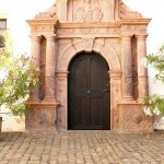 Schloss Colditz, Portal Schlosskapelle