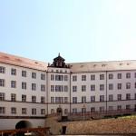 Schloss Colditz, Vorschloss, Schlosshof