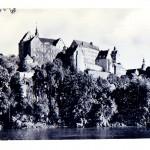 Schloss Colditz, Postkarte 1950er Jahre