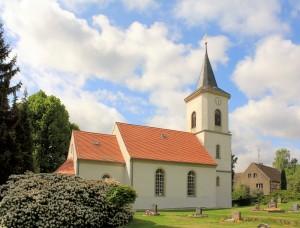 Collm, Ev. Pfarrkirche