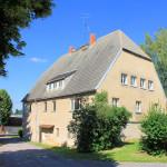 Rittergut Colmnitz, Wohnhaus