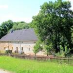 Commichau, Rittergut