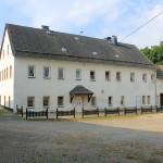 Rittergut Conradsdorf, Herrenhaus