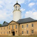 Crossen (Elster), Schloss