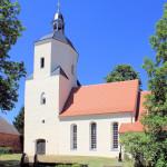 Dautzschen, Ev. Pfarrkirche