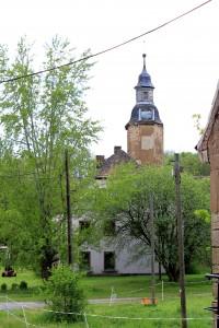 Rittergut Dehlitz, Altes Herrenhaus