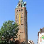 Delitzsch, Breiter Turm
